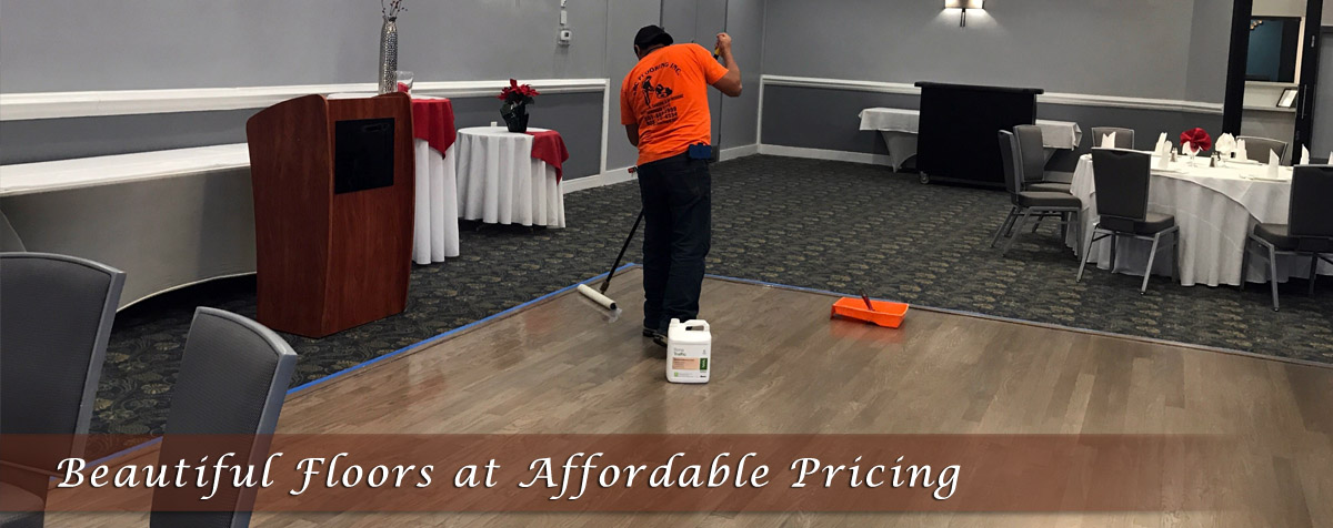 Wood Floor Refinishing NJ - image