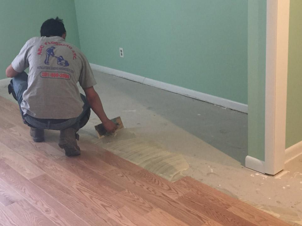Nj Wood Floor Installation Gallery