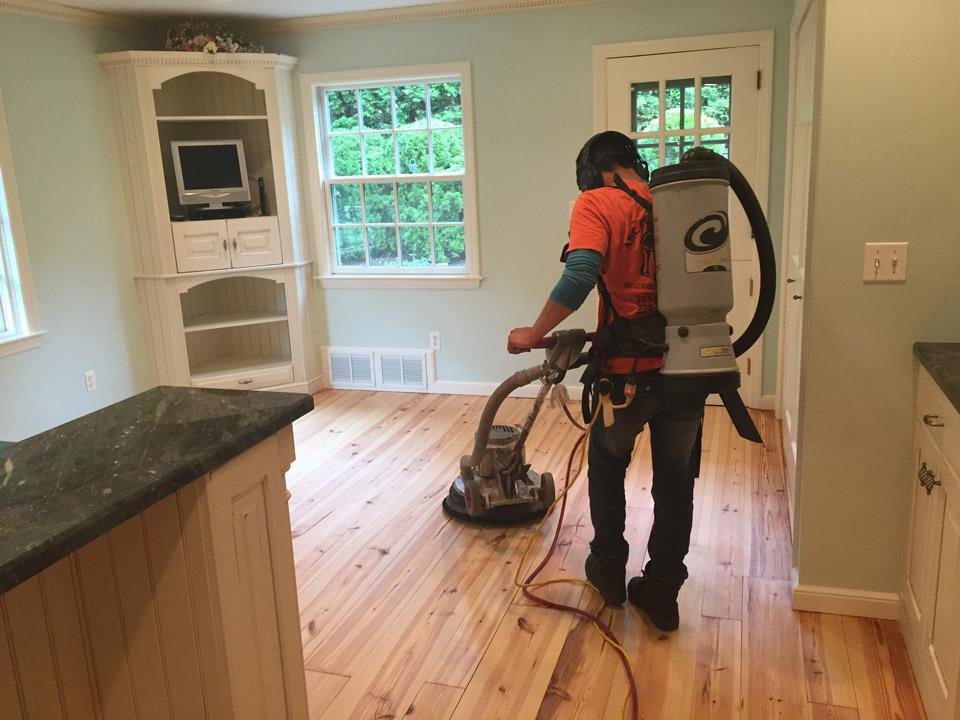 Nj Wood Floor Sanding Gallery