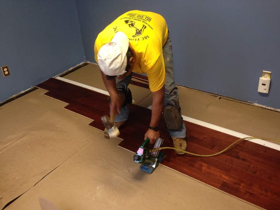 Wood Floor Installation Nj Abc Flooring Nj Since 1995