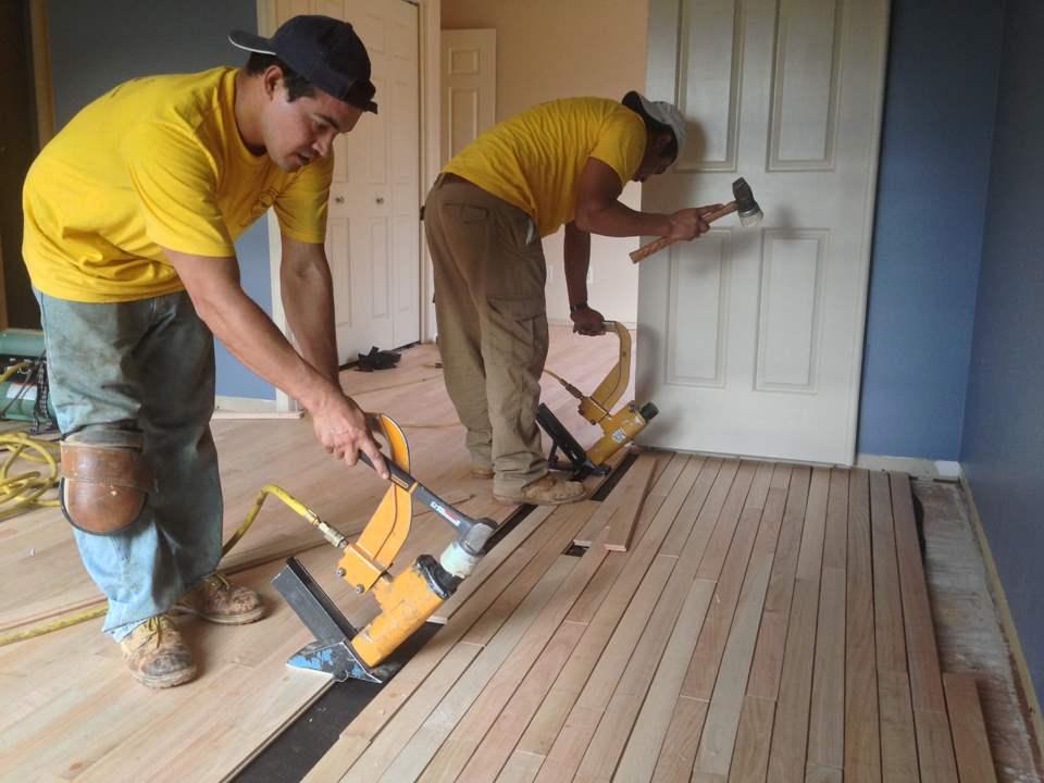 Wood Floor Installation Union County Nj