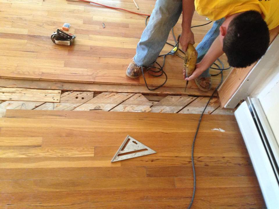 Nj Wood Floor Repair Gallery