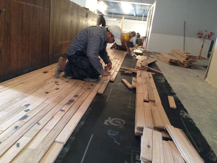 Wood Floor Installation Nj