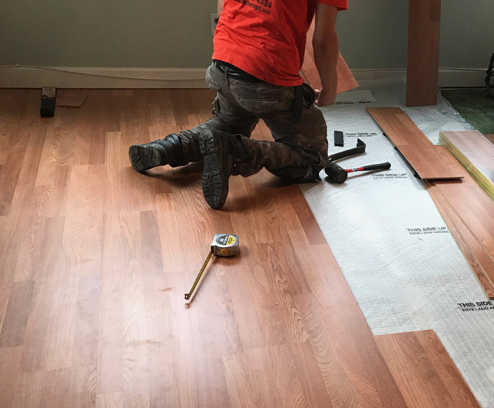 Our Laminate Floors In Union County Nj Are Made From Pressed Wood That Resembles The Appearance And Texture Of Real Have A