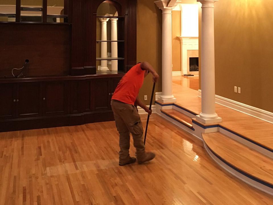 Wood Floor Refinishing Nj