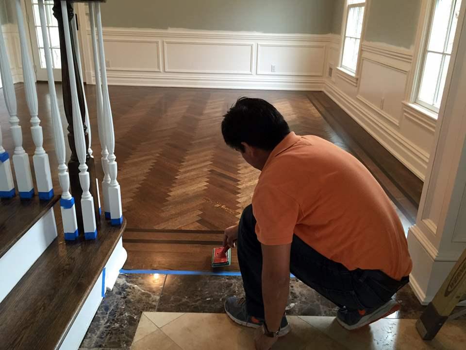 Wood Floor Refinishing Nj Abc Flooring Nj Since 1995